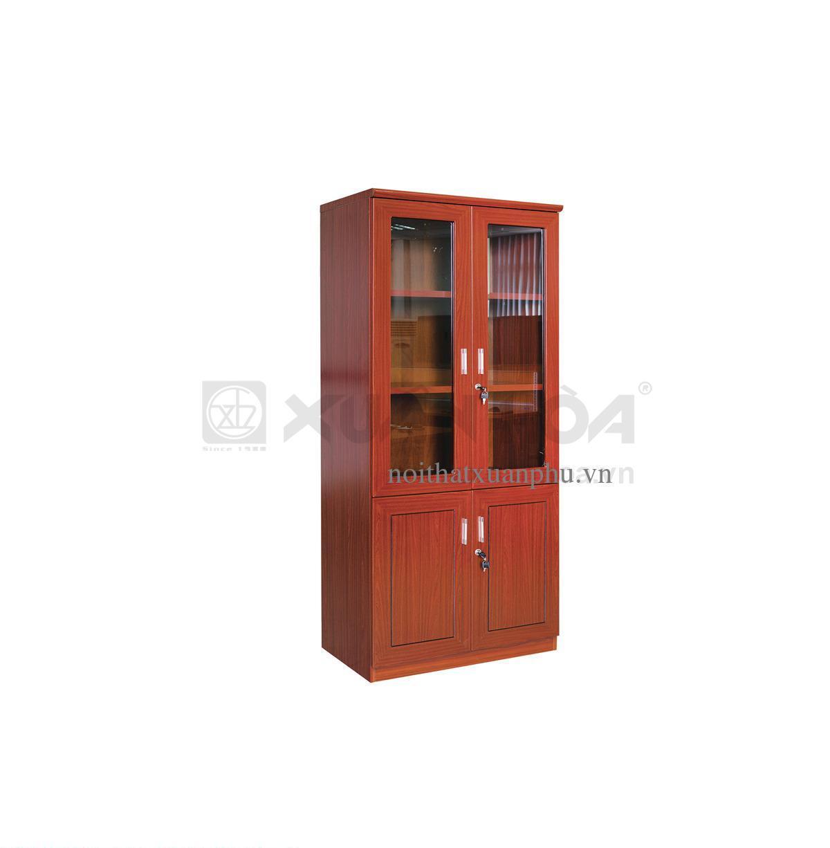 Tủ gỗ sơn TGD-01-00-PU