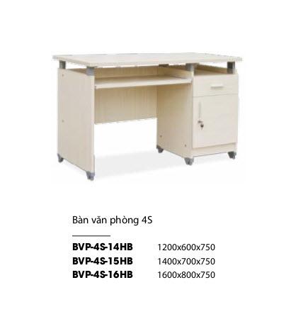 BÀN VĂN PHÒNG BVP-4S-14HB